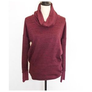 Athleta Turtleneck Sweatshirt Size XS